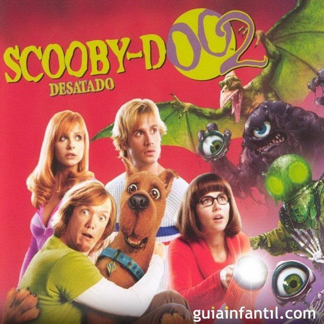 Scooby-Doo 2: Desatado. Película de miedo para niños