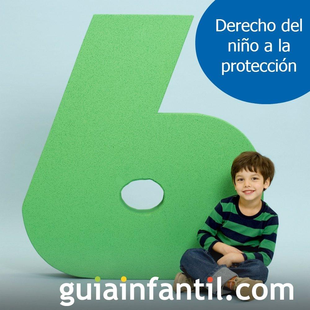 Los niños tienen derecho a la protección
