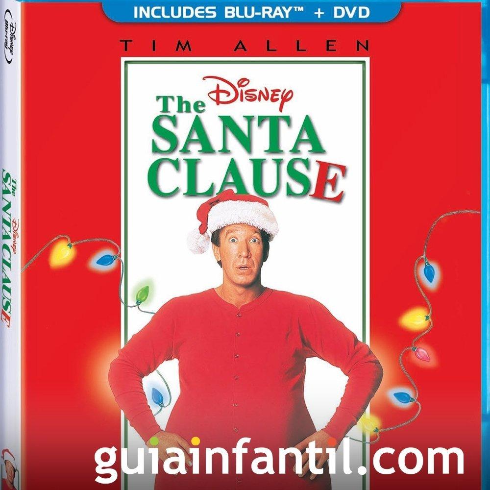 ¡Vaya Santa Claus! Película navideña