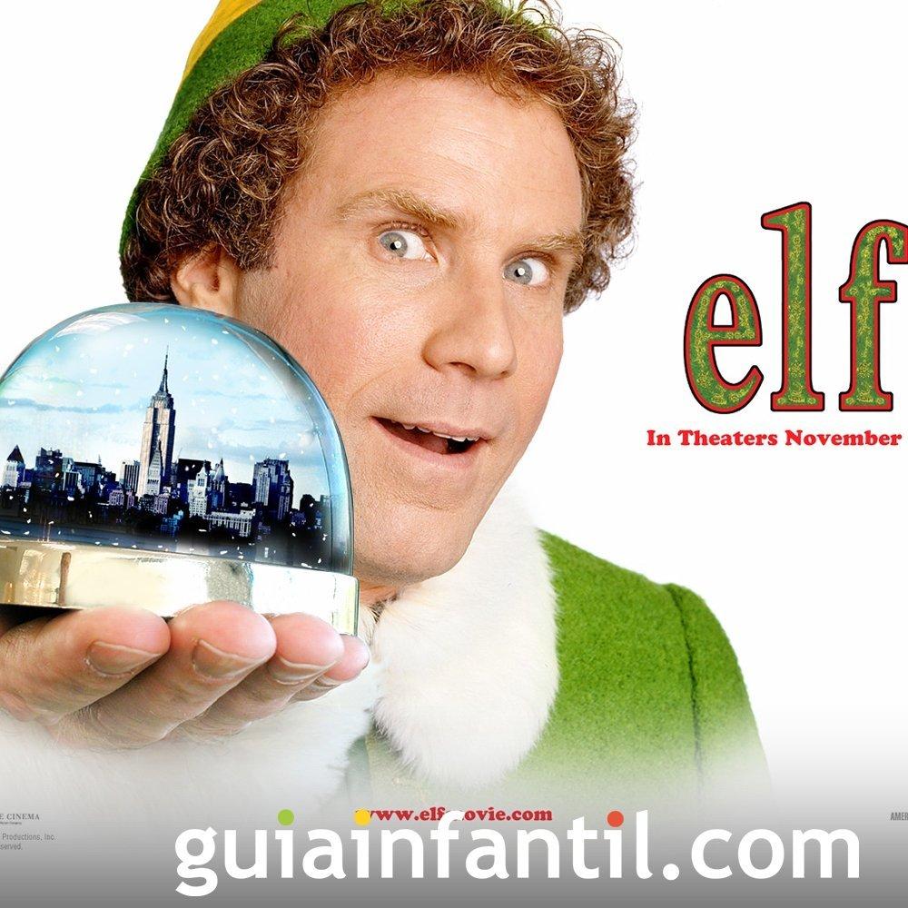 Elf. Película de Navidad para niños