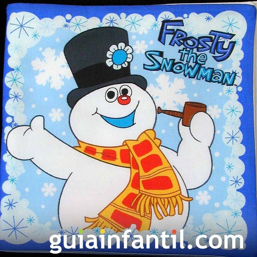 Frosty, el Hombre de Nieve. Película de Navidad