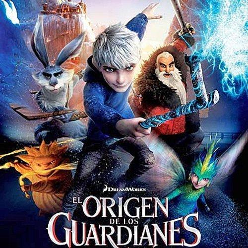 El origen de los guardianes. Película para niños