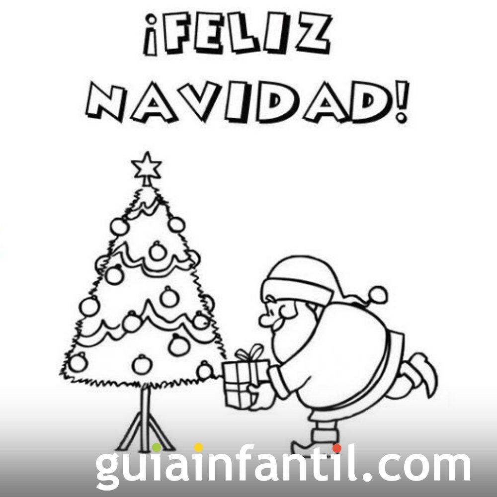 Dibujos Para Tarjetas De Navidad Para Ninos.Postales De Navidad Para Imprimir Con Dibujos Para Colorear
