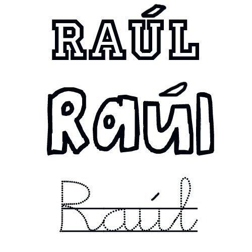 Raúl. Nombre de santo para niños