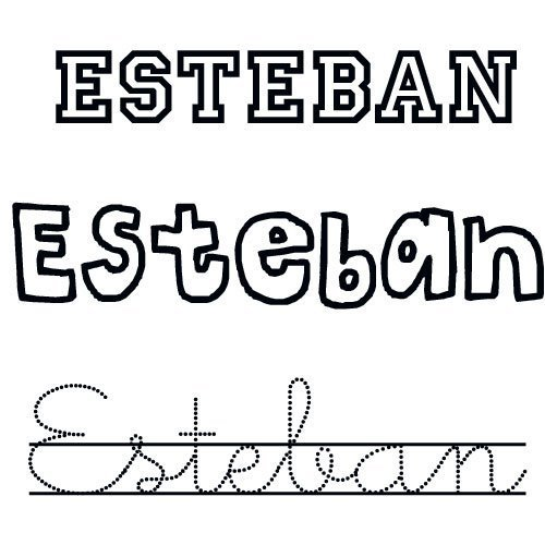 Esteban. Nombre de santos para bebés