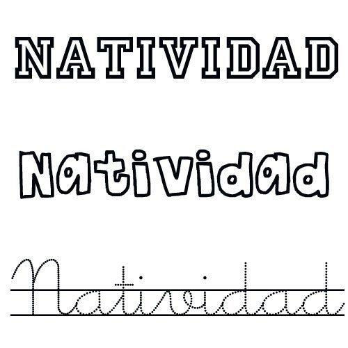 Natividad. Nombre santoral para niñas.