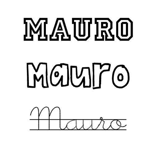 Mauro. Santoral de nombres para niño