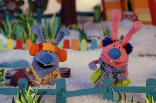 Los conejos de Bunnytown de Playhouse Disney