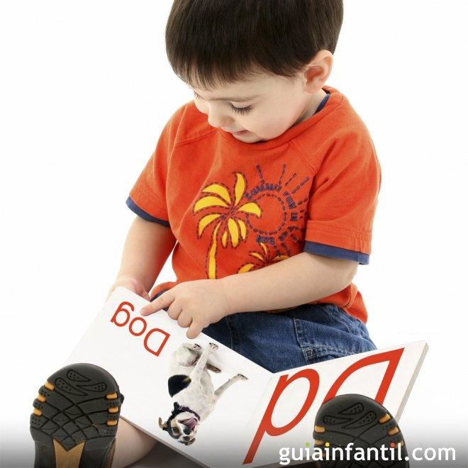 Conocer las primeras letras a través de los libros