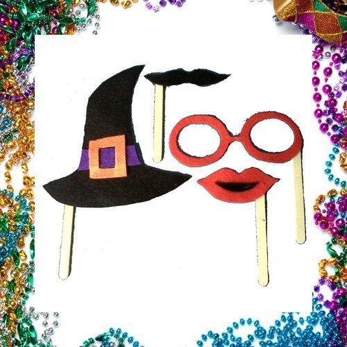 Disfraz casero de bruja para los niños