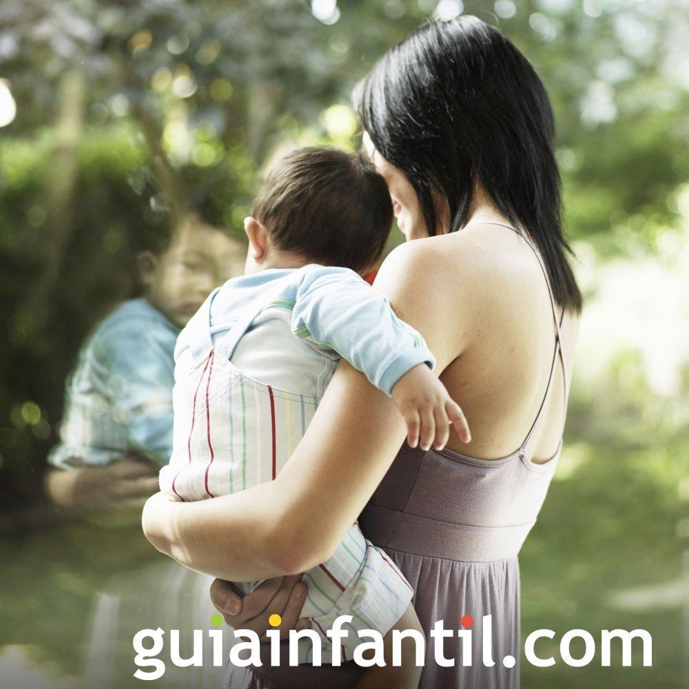 Bebés en brazos: la manera más tradicional