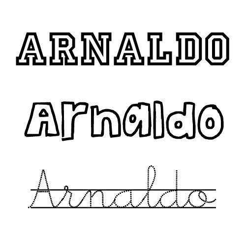 Arnaldo. Nombres para niños
