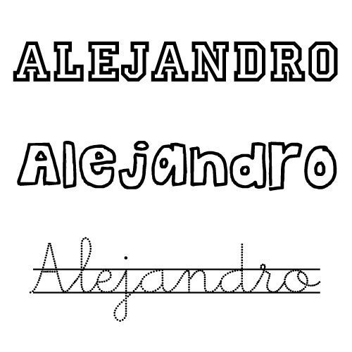 Alejandro. Nombres para niños