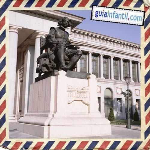 Museo del Prado. Viajar a Madrid con los niños