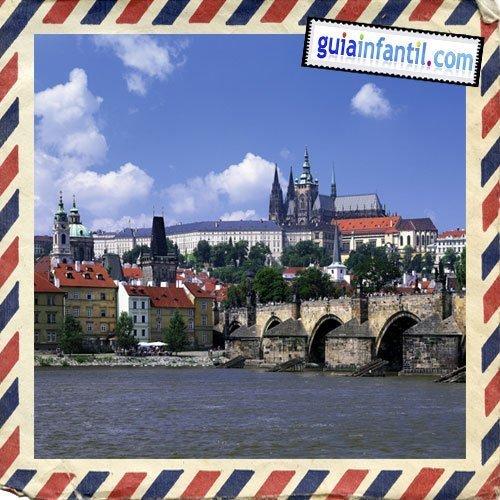 El Castillo. Viajar a Praga con los niños