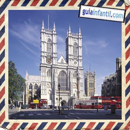 Abadía de Westminster. Viajar a Londres con los niños
