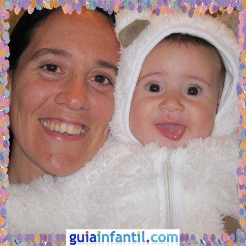 Concurso de Carnaval de Guiainfantil.com. Disfraz de osito