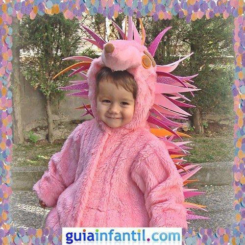 Concurso de Carnaval de Guiainfantil.com. Disfraz de Espinete