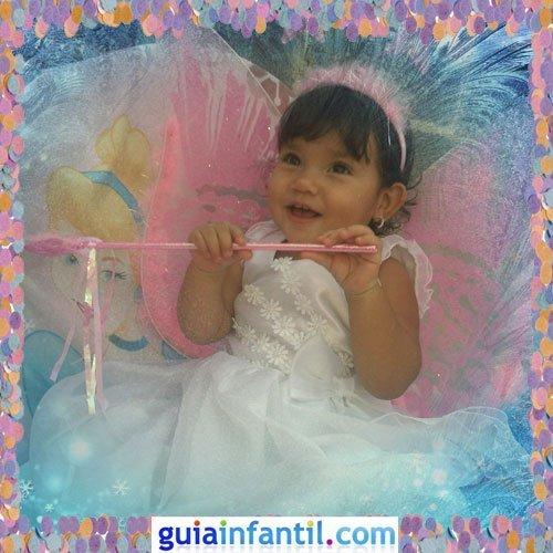 Concurso de Carnaval de Guiainfantil.com. Disfraz de mariposa