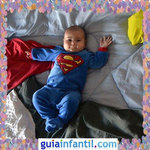 Concurso de Carnaval de Guiainfantil.com. Disfraz de Superman