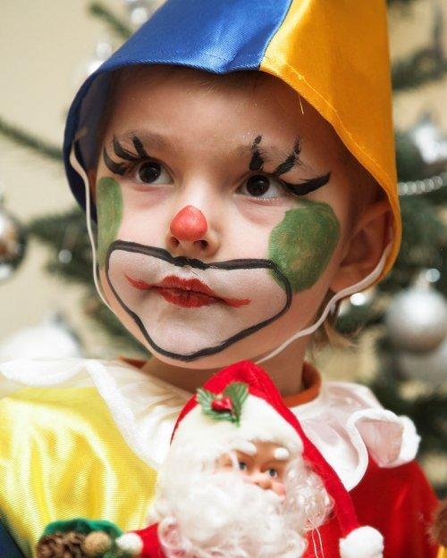 Maquilla a tu hijo de payaso sin complicarte