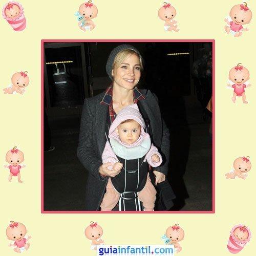 La guapa Elsa Pataky con su hija India Rose