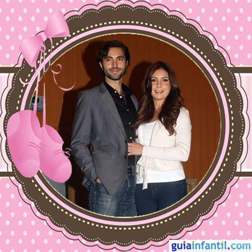 La cantante Patricia Manterola embarazada con su marido