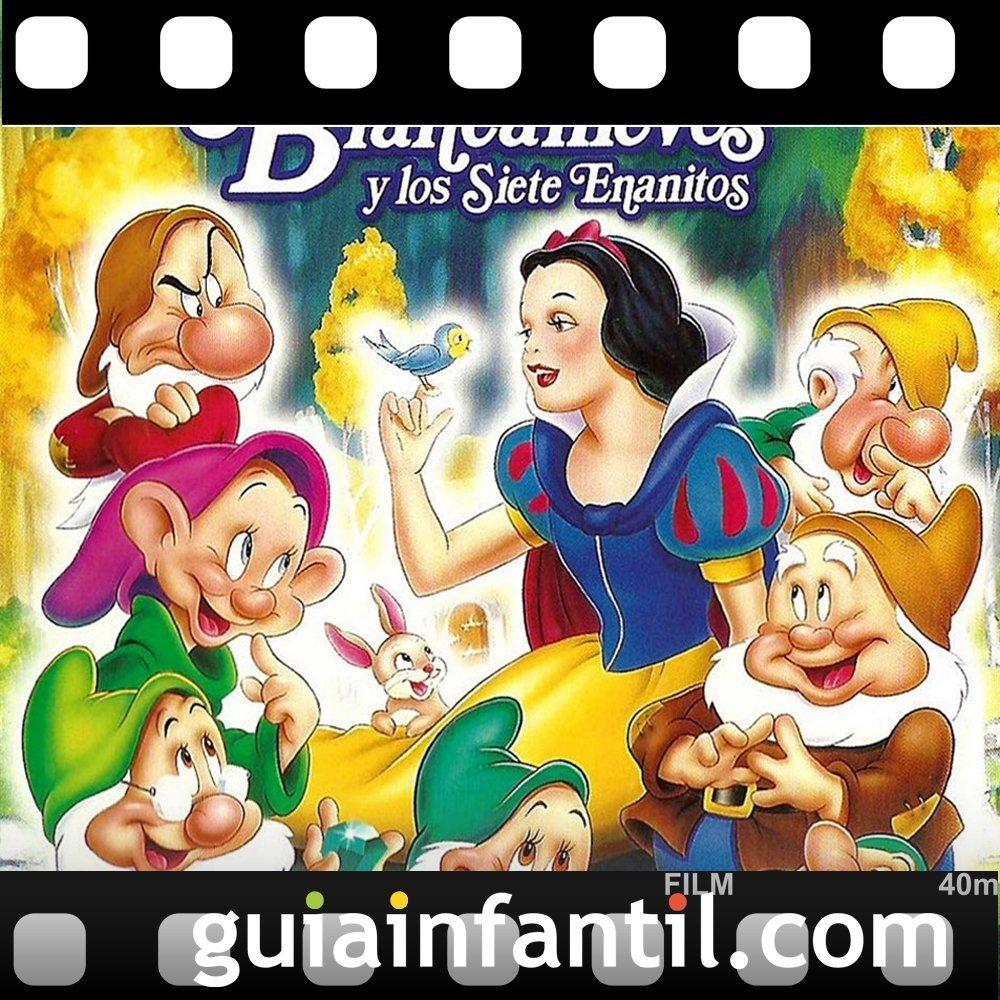 La película infantil Blancanieves ganó un Oscar Honorífico