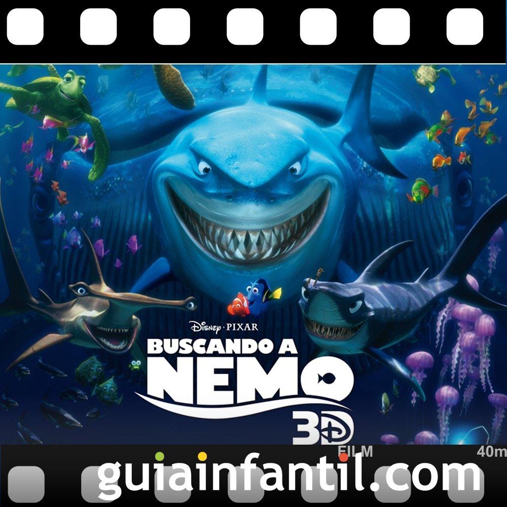 La película de Disney Buscando a Nemo ganó un Premio Oscar