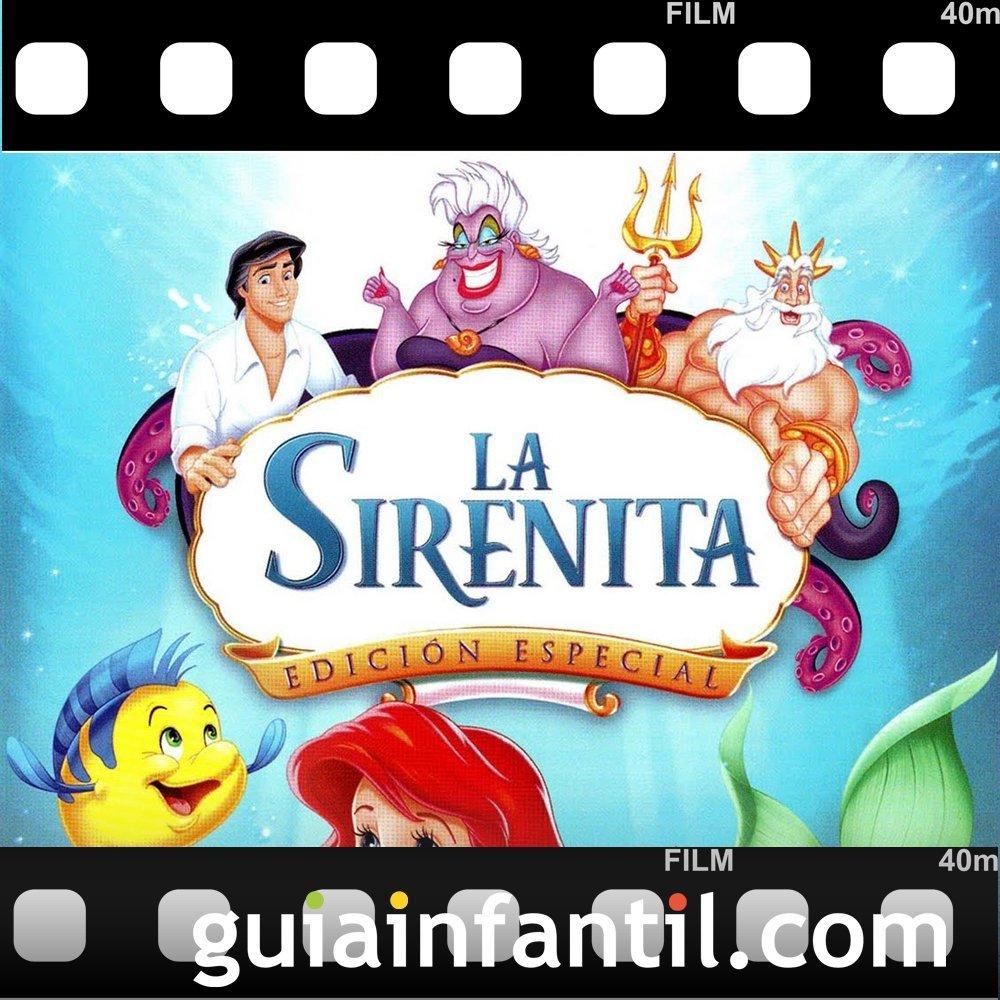 La película de dibujos animados La Sirenita ganó dos Oscar