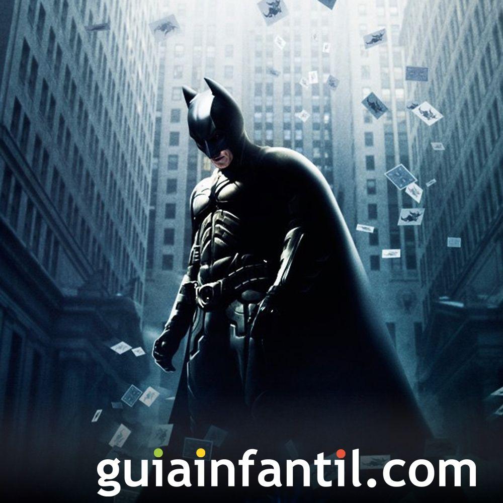 Batman. Películas para niños de superhéroes