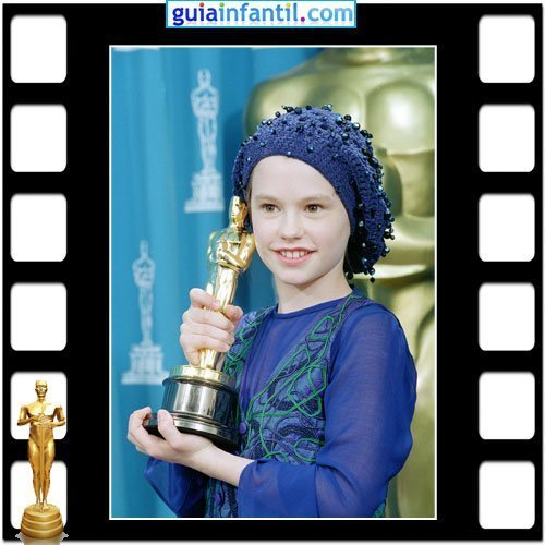 La actriz Anna Paquin ganó un Premio Oscar por El Piano