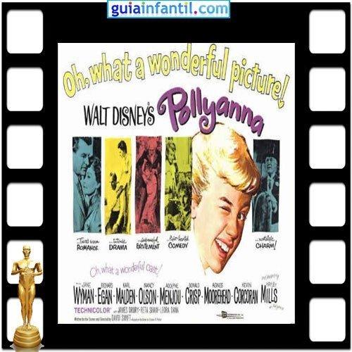 La actriz Hayley Mills ganó un Premio Oscar por Pollyanna