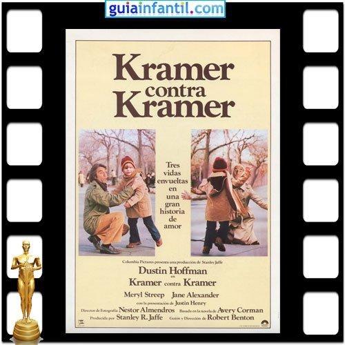 El actor Justin Henry fue nominado a un Premio Oscar por Kramer vs. Kramer