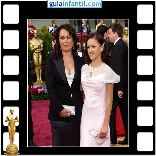 La actriz Keisha Castle fue nominada a los Premios Oscar por While Rider