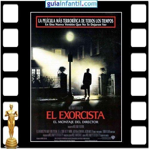 La actriz Linda Blair fue nominada a los Premios Oscar por El Exorcista