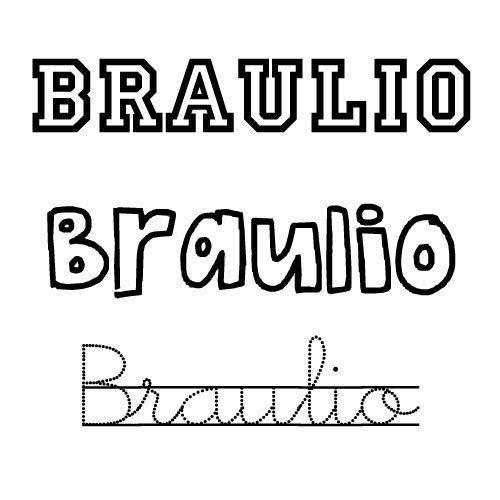 Braulio. Nombres para niños