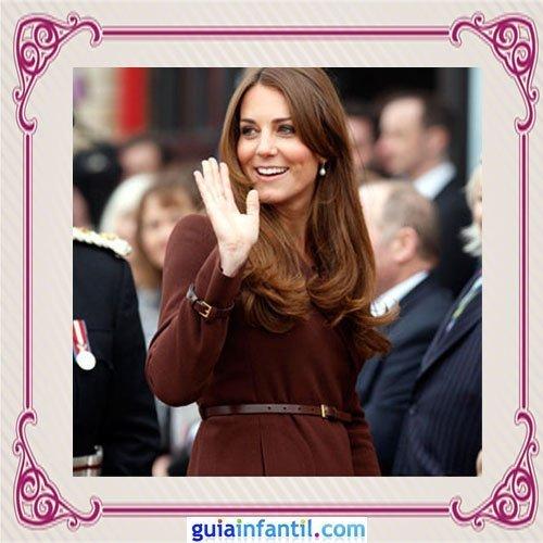 Kate Middleton podría estar embarazada de una niña