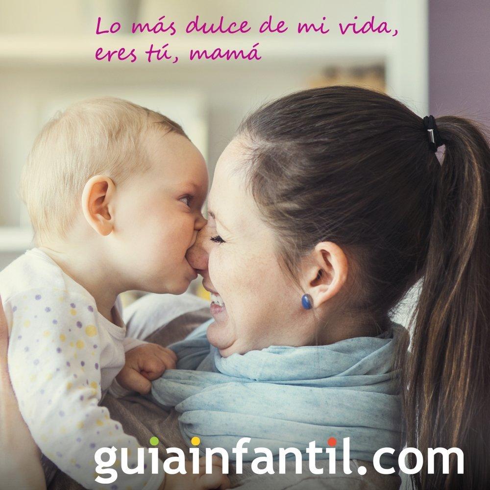 Madres e hijos. Postales para el Día de la Madre