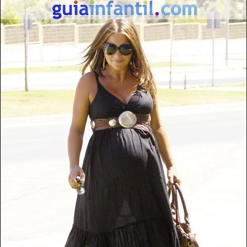 El look de Paula Echevarría embarazada