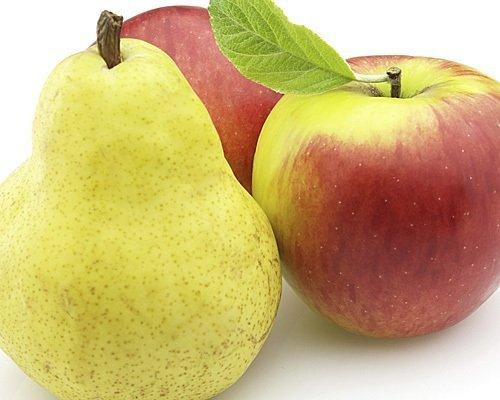 Papilla de fruta al natural y cocida