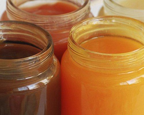 Los potitos de frutas, verduras y carnes