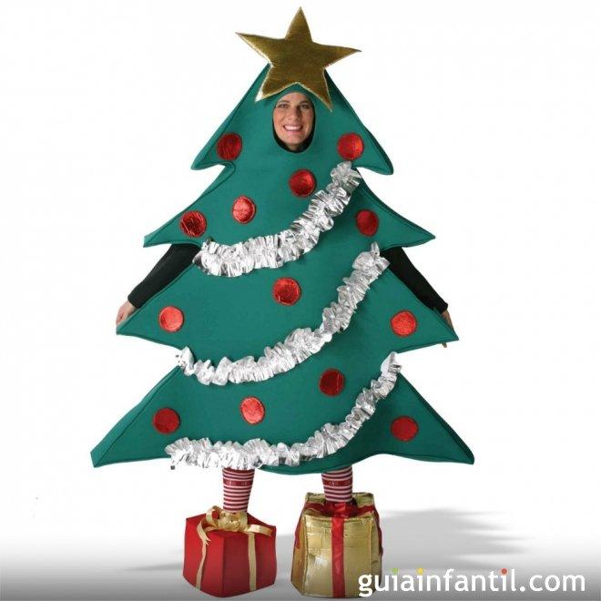 Dibujos de rboles de Navidad para colorear