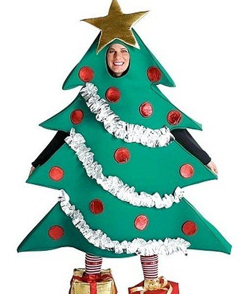 Disfraz de Árbol de Navidad