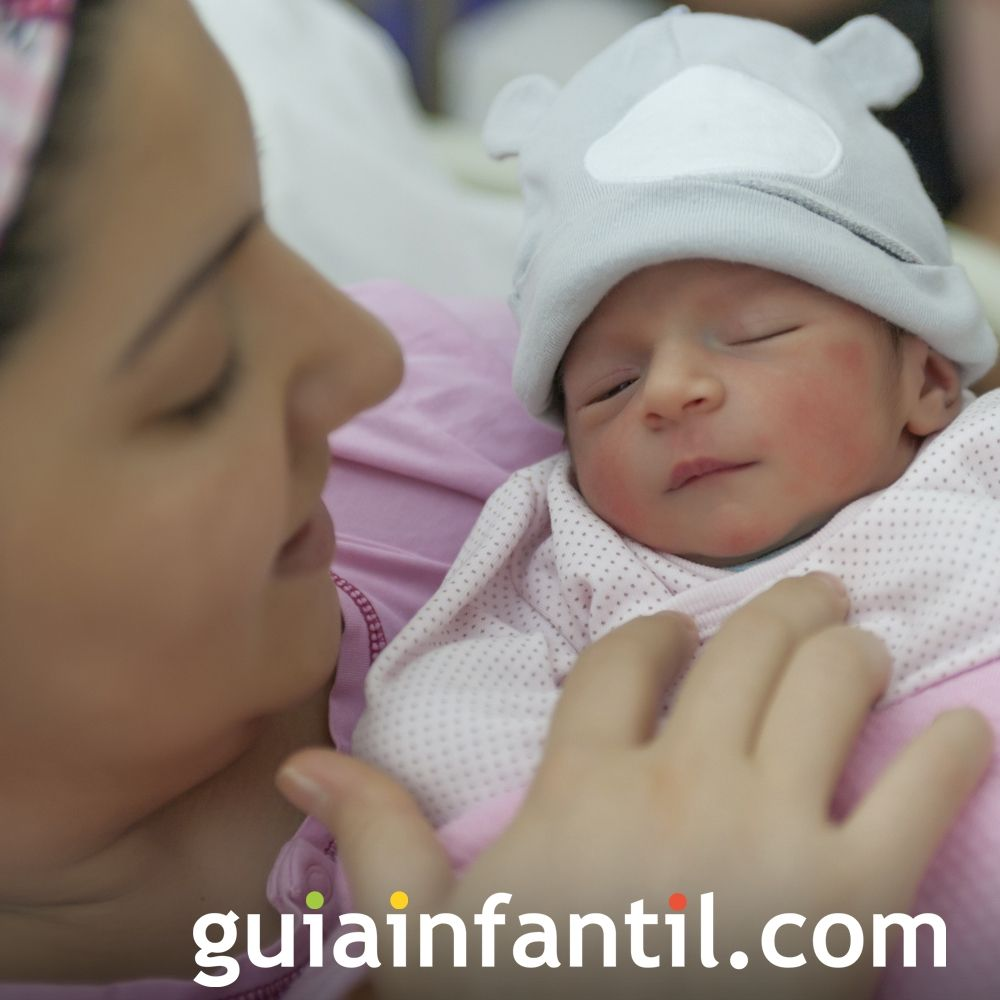 4- Cómo nacen los bebés