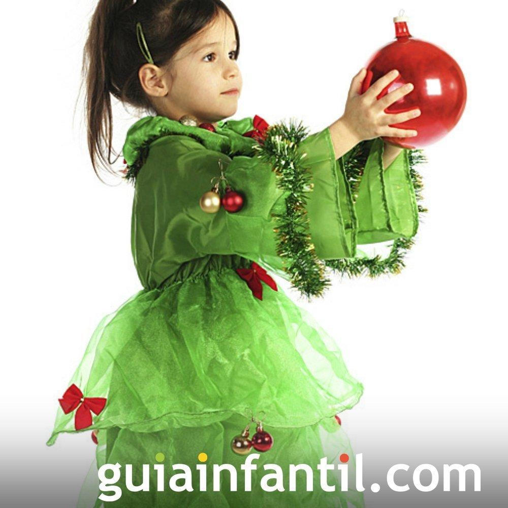 Disfraz de Árbol de Navidad II