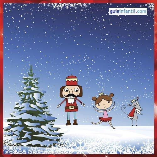 Cuento de Navidad el Cascanueces con moraleja