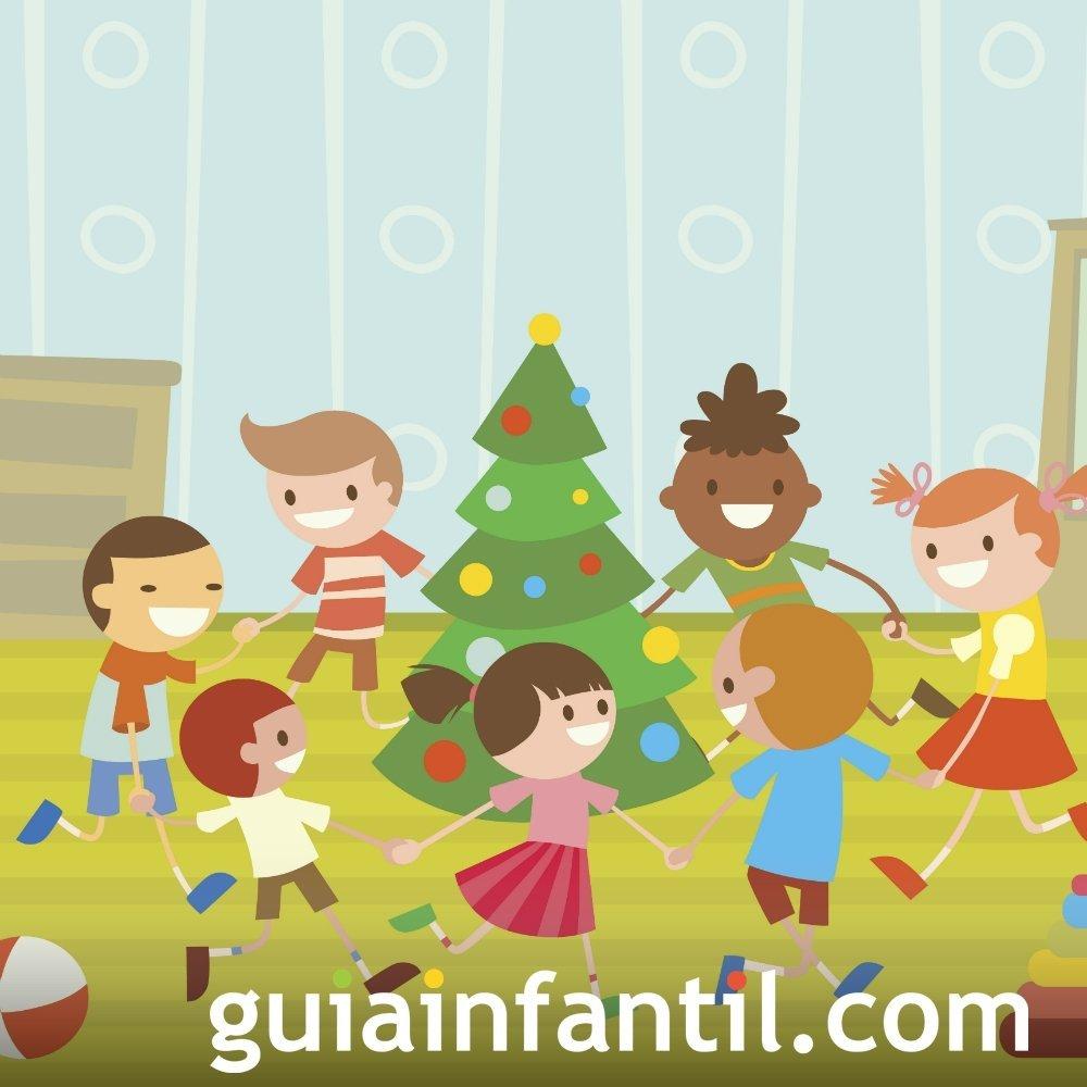 Cuento El arbolito de Navidad con moraleja