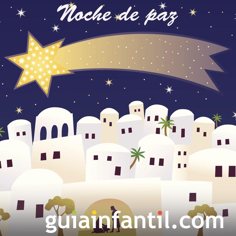 Noche de Paz. Villancicos navideños para niños