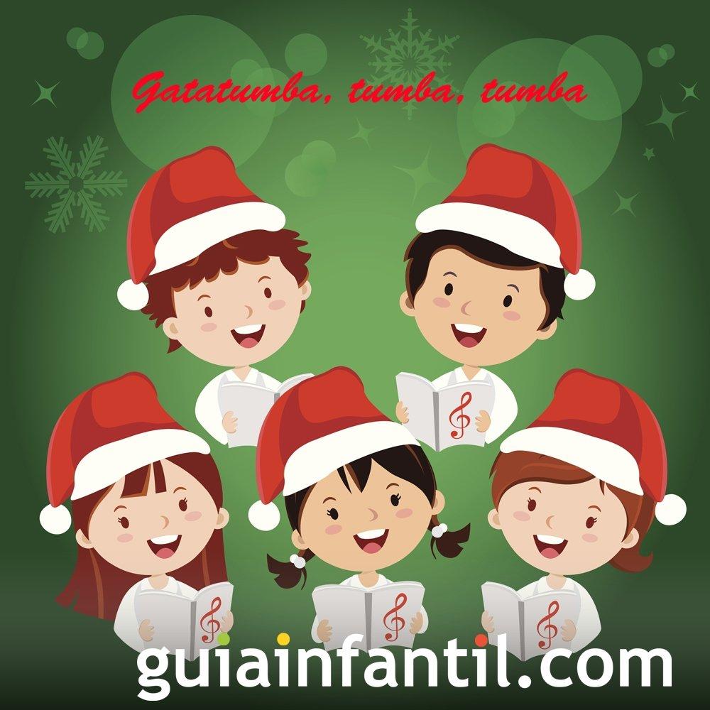 Gatatumba. Villancico navideño para niños
